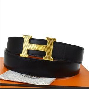 Hermes reversible belt - never worn (new)